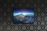 The Sea of Space, medium size print 50x70cm