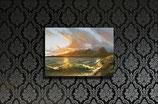 De Syv Sostre, medium size print 50x70cm