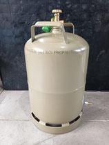 Gasflaschenbrandmodul