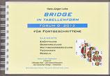 Bridge in Tabellenform für Fortgeschrittene
