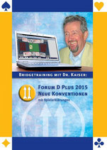 Dr. Kaiser: Forum D Plus 2015 - Neue Konventionen