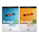 Bridge lernen - ein Buch zum Selbststudium in zwei Bänden
