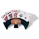 Kartenhalter, schwarz