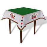 Tischdecke, Design Vier Treff