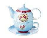 Tea for One Glückspilze rot