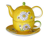 Tea for One Springtime