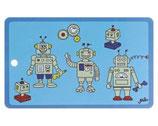 Brettchen Robotter