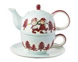 Tea for One Fröhliche Weihnacht