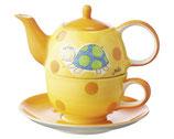 Tea for One Schildkröte