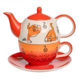 Tea for One Oommh Yoga