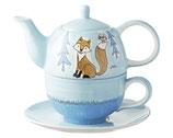 Tea for One Fox