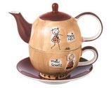 Tea for One Mein Held mein Schatz