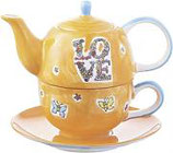 Tea for One Love