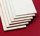 Finnpappe 70 x 100 cm zum Trocknen und für den Modellbau