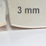 Druckfilz 3 mm dick, gepresst