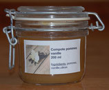 compote pommes vanille 200 ml