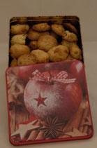 Boîte avec 1 kg de cookies