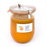 compote abricot 1 litre