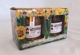 Bienenhonig im Geschenkkarton