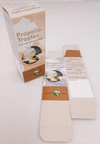 Propolisüberkarton für 20/30 ml