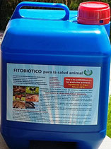 Fitobiotico de Moringa para animales de granja