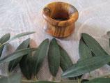 オリーブ木 ナプキンホルダー外径5cm
