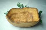 オリーブ木 フルーツボール大21cm