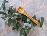 オリーブ木 コーヒースプーン13cm