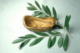 オリーブ木 フルーツボール小15cm