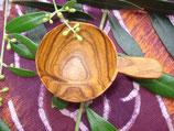 オリーブ木 丸コーヒー、紅茶7cm