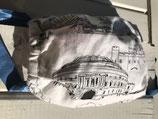 """""""Dreams of Travel"""" - Reise Design - Community Masken/ Behelfsmaske/ Mund Nasenschutz Maske für die Corona Krisen Zeit"""