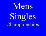 Mens Singles