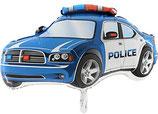 """Folienballon """"Polizeiwagen / Police"""" ca. 80x50cm einfach unverbesserlich"""