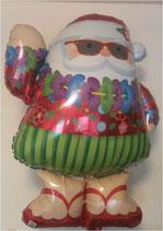 Hula Santa Weihnachtsmann