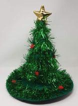 XXL LED Weihnachtsbaum Hut 40cm Kostüm Party Weihnachten