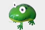 Folienballon Airwalker Frosch