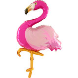 Folienballon Flamingo