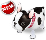 Folienballon Airwalker Ballon French Bulldog