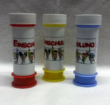 """3 x Seifenblasen """"Einschulung""""  Schulanfang"""