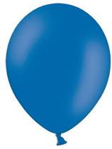 100 Luftballons dunkelblau Qualitätsware Ø ca. 27cm B85 (Standardgröße)