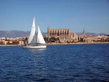 SEGELTÖRNS im  Mittelmeer