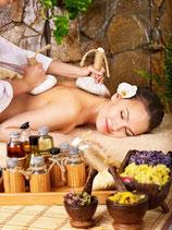 Körperstempel Massage