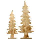 Tannenbaum Kjill aus Holz
