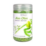Badesalz Aloe / Olive 350g