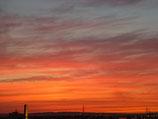 写真:夕焼け