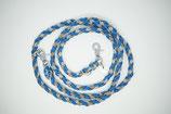Paracordleine blau/taupe