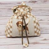 Leckerlibeutel Beagle