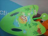 Planche canon à eau plongeurs