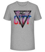 "T-Shirt ""Paradise"" Grey"
