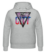"Men Hoodie ""Paradise City Cycling Club"""